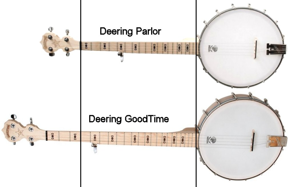 Short-Scale 5-String Banjo Buyers' Guide - from Riverboat