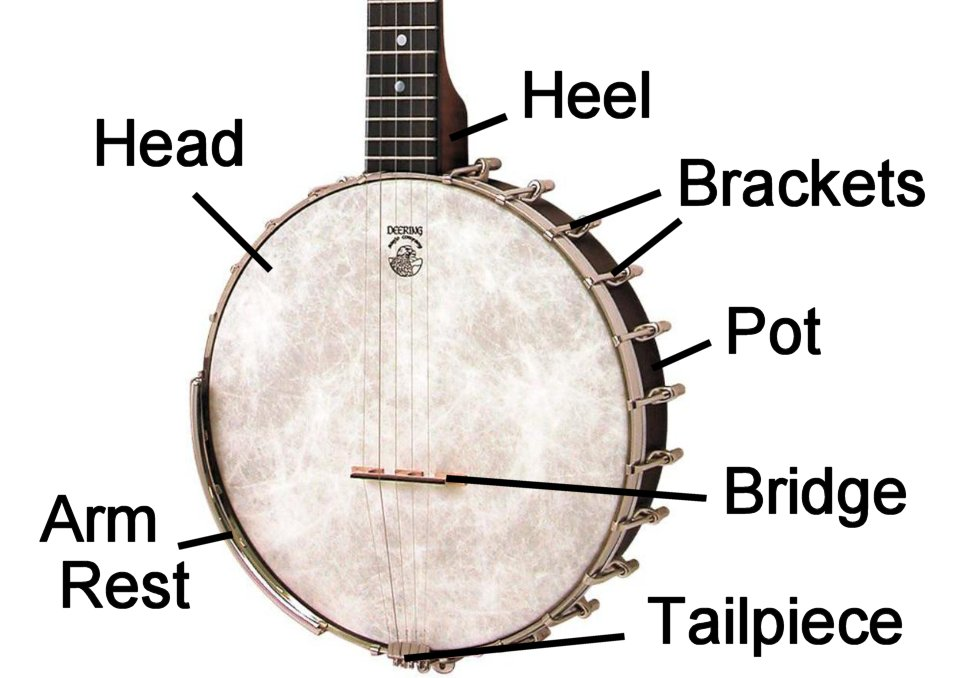 5-String Banjo Buyers' Guide - from Riverboat Music(tm)